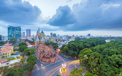 Gc Ph Thn Thng  (L Quyn   01239.369.779  ) Tags: city church skyline viet chi ba ho minh sai nam duc gon nh b th c citycapse