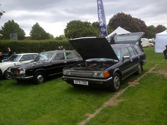 Enfield Car Pageant London 2015 (mangopulp2008) Tags: london car speed nissan with 5 cedric sw manual pageant gearbox enfield 2015 3litre