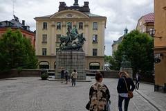 DSC05860 (Bjorgvin.Jonsson) Tags: city urban sweden stockholm sony gamlastan sonydscrx100