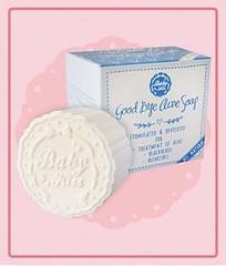 Baby Kiss Good Bye Acne Soap 100g. สบู่ลดสิวผิวขาว ทำความสะอาดได้ล่ำลึกบำรุงได้อย่างดีเลิศ ช่วยลดการเกิดสิวได้อย่างดีเยี่ยม พร้อมให้ผิวขาวใสขึ้นอย่างเป็นธรรมชาติ  ก้อนล่ะ 220.- cr.babykissthailand   💋💋 เครื่องสำอางค์นำเข้า แท้ 100% 💋💋