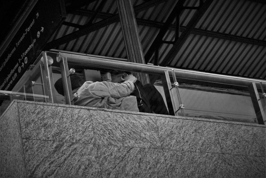 MangoPhotography Tags Life Street City Sleeping People White Black Travelling Art