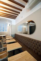 _DSC1223 (fdpdesign) Tags: arredamenti shop design shopdesign nikon d800 milano italy arrdo italia 2016 legno wood ferro sedie tavoli locali cocktails bar interni architettura