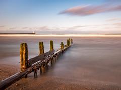 Berwick Pier (Caledonia Alan) Tags: pier northumberland northsea berwickupontweed