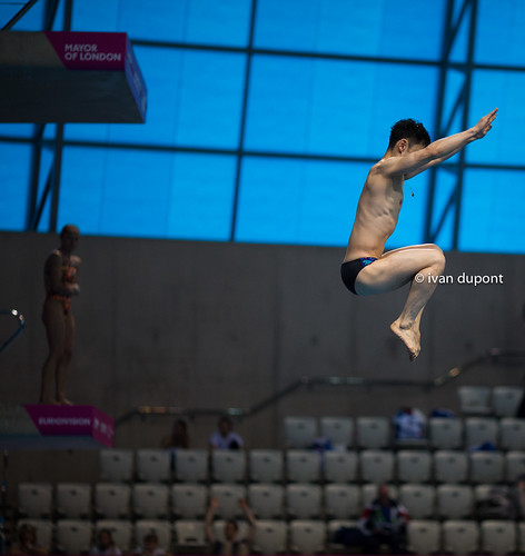 European Masters Diving Championships, London 2016, United Kingdom