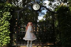 Sakura Fairy (DaiMorWong) Tags: dim elf bjd oscareyes