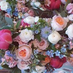 bouquets 03 (Flower 597) Tags: centerpiece corsage weddingflowers weddingceremony boutonniere bridalbouquet weddingbouquet weddingflower floralcrown weddingflorist ceremonyarch flower597 torontoweddingflorist