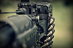 M60 (Steve.T.) Tags: gun display bokeh military weapon bullets ammo machinegun ammunition m60 automaticweapon militaryshow m60machinegun templeatwar taw16 templeatwar2016