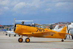 North American T6 Texan (K6L) Tags: avporn avgeek airplane north american t6 texan fio cuatro vientos