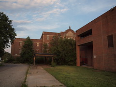Exterior (UHIN.UED) Tags: pictures urban newyork building history abandoned rotting beauty architecture hospital wonder fun photography virginia weird dc crazy dangerous general pennsylvania decay exploring maryland historic haunted medical illegal jersey rough dying left destroyed scarry urbex tuberculosis dierelect