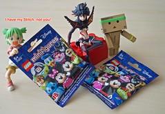 Yatta !  (Damien Saint-) Tags: toy amazon vinyl manga yotsuba danbo revoltech goodsmilecompany danboard killlakill ryukomatoi
