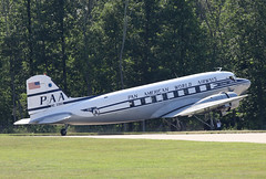 DC3.NC33611-2 (Airliners) Tags: iad douglas dc3 douglasdc3 pmdg 61816 nc33611 pmdgflightoperations