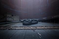 Mechanical worm (kiekmal) Tags: industrialdecay tokina1116mmf28 atx116prodx