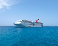 Carnival Sensation, 2016 (Jay_Sitapara) Tags: cruise carnival miami vacation ship bahamas nassau half moon cay atlantis blue water ocean wave waves