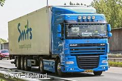 DAF XF 105  NL  SMITS 160721-186-c1 JVL.Holland (JVL.Holland John & Vera) Tags: dafxf105 nl smits truck transport vervoer netherlands nederland holland europe canon jvlholland