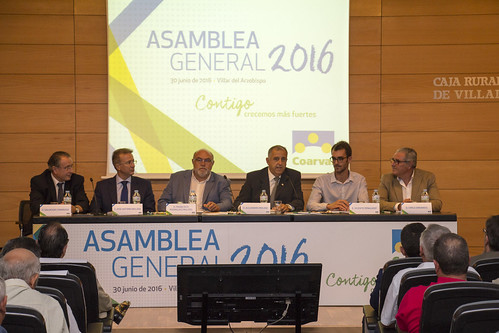 Asamblea Coarval. Villar del Arzobispo (30-06.2016)