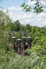 LIBAN-102 (MMARCZYK) Tags: polska pologne krakow krzemionki liban kamieniolom wapiennik piec four fourchaux postindustrialny postindustriel panorama pejzaz paysage