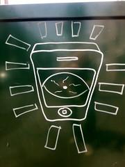 Television (Quetzalcoatl002) Tags: streetart television graffiti denhaag graffity bigbrother thehague theeye mindcontrol graffityart