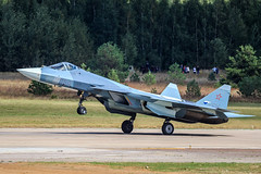 PAK-FA T-50 (RealHokum) Tags: russianairforce airshow aircraft airplane aviasalon zhukovsky t50 t504 sukhoi fighter