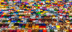 Colorful Market (Kajan Madrasmail) Tags: other colorisheye colorishi colors colour copyrights fineart kajan kajanmadrasmail lowlight madrasmail night outdoor places stall thailand themes travel