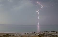 Orage - Nvez (29) (Ronan Bzh) Tags: storm orage bretagne bzh nikon d7100 foudre sea landscape diurne nvez 29 finistre sud lee filters 1750mm tamron ronan meur dourveil ragunez