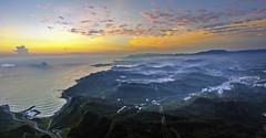 (jeff chien ) Tags:   coast taiwan drone dji phantom3    keelung sunrise landsacpe