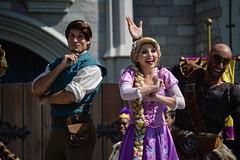 DSC_0420 (photosbyjenna) Tags: disney disneyworld world wdw waltdisneyworld magic kingdom magickingdom tangled frozen anna elsa mickey mickeymouse minnie donald goofy rapunzel flynn