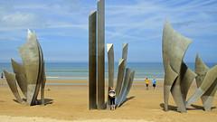 Omaha Beach (6) (Kok Vermeulen) Tags: frankrijk normandi vakantie