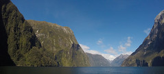 394 - Panorama de Milford Sound