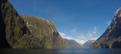394 - Panorama de Milford Sound