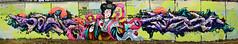 Soleil levant (HBA_JIJO) Tags: urban graffiti vitry vitrysurseine art france hbajijo wall mur letters peinture lettrage lettres lettring writer paris94 panorama thebullshitters panting geisha streetart japon dashe