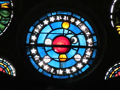 Selsley - All Saints Church (pefkosmad) Tags: allsaintschurch selsley gloucestershire england uk victorian saddlebacktower artsandcrafts preraphaelite stainedglass williammorris edwardburnejones philipwebb dantegabrielrossetti fordmadoxbrown