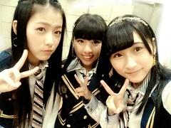 ⭐️ #NMB48 「 明石奈津子(*^о^*)→4… 」#ブログ