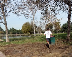 011 Lakeside Running (saschmitz_earthlink_net) Tags: california park lake losangeles parks eldorado longbeach orienteering runner 2014 losangelescounty laoc eldoradoeastregionalpark losangelesorienteeringclub