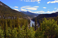 Rocky Mountains (Caulker) Tags: canada rockies september alberta 2014