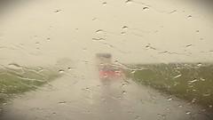 Viaje lluvioso (Mariano Prez) Tags: auto ruta lluvia agua peligro tormenta visin parabrisas visibilidad vehculo