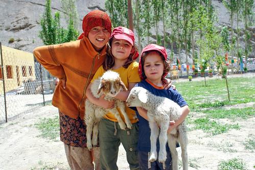 Tiere, Klöster, Abenteuer am Bauernhof