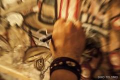 Zoom (Siro Tolomei) Tags: italia colore luna pisa pacman toscana biro tela acrilico pittura marinadipisa livepainting pastelli gessetti fuorionda sirotolomei francescozavattari universoinstabile