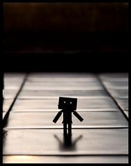 Week #03 Silhouette (JewelsOK) Tags: silhouette danbo week03 52in2015