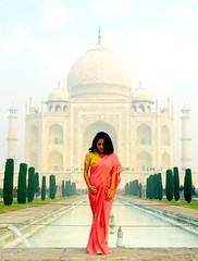 Ghost in the Taj Mahal | Le fantôme du Taj Mahal || Agra, India