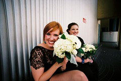 Anna - Fuji Natura 1600 (pipertakespictures) Tags: wedding film bride lomography fuji kentucky ky natura 1600 35mmfilm fujifilm louisville analogue louisvilleky fujinatura filmforever lcwide