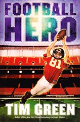 Football Hero (Vernon Barford School Library) Tags: life new family school fiction newyork green sports sport reading book tim football newjersey high teams team brothers brother library libraries secret jets families hard reads books read cover junior novel covers bookcover middle vernon secrets recent mafia bookcovers novels fictional hardcover familylife barford conduct newyorkjets conductoflife hardcovers vernonbarford 9780061122743
