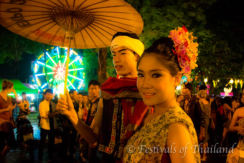 Loi Krathong - Chiang Mai - 22