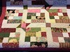 Christmas Quilt (CASharp) Tags: quilt bright quilting patchwork caperton topstotreasures
