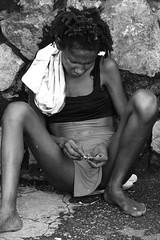 Cracolandia (Nidal Jenaiah) Tags: street city blackandwhite bw brasil person calle strasse streetphotography crack bahia salvador cracolandia