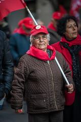 Comunista cos (alecani) Tags: crisis cagliari politic politica manifestazione 2014 alecani corteo crisi scioperogenerale alessandrocani