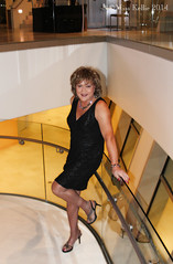Elegant Sounds and Spaces (Miss Kellie Keene) Tags: woman sexy stockings beautiful silver evening necklace pretty highheel dress legs sandals gorgeous polish jewelry transgender kansascity nails blonde bracelet earrings kc lovely elegant crossroads sparkly polished silky anklet opi hanes gams 728 misskellie kauffmancenter