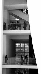 Museum Of Modern Art, NYC (p@sc@lou) Tags: nyc bw usa newyork art museum america blackwhite noiretblanc modernart moma muse noirblanc artmoderne carlzeiss etatsunis nokian8