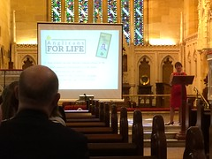 St. Philip's Anglican Church, Sydney - morning presentation for Forward in Faith Conference.