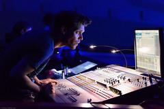 Tontechniker | Die Art (Stefan-Mller.net) Tags: show berlin festival rock concert punk gig punkrock punx konzert babylon 2014 darkwave dieart dt64festival