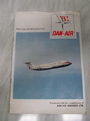 DAN-AIR , Inflight Magazine (Early 1970s) (Gary Chatterton 3 million Views Thank You All) Tags: flickr exploreinterestingness airlines danair inflightmagazine